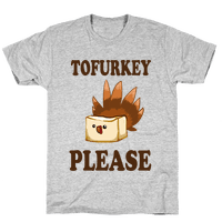 Tofurkey please! (Long Sleeve)