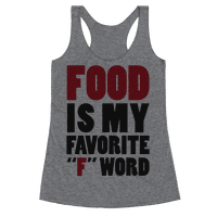 Food Is My Favorite  F  Word