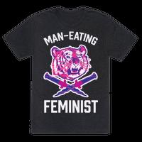 Man-Eating Feminist