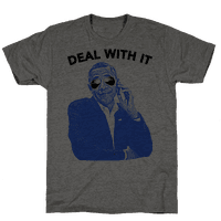 OBAMA DEAL WITH IT Tee