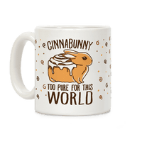 Cinnabunny Too Pure For This World
