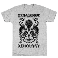 Weyland Corp Scientific Department Of Xenology