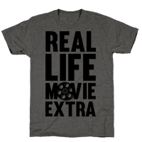 Real Life Movie Extra
