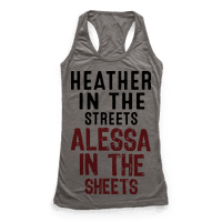 Heather in the Sheets