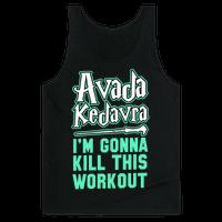 Avada Kedavra Fitness