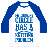 My Drinking Circle Has a Knitting Problem