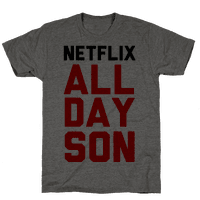 Netflix all Day Son Tee