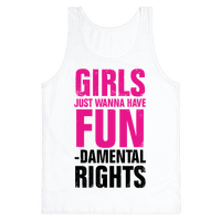 Girls Just Wanna Have Fun (Fundamental Rights) (Vintage)