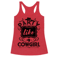 Party Like A Cowgirl
