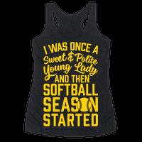 ...And Then Softball Season Started