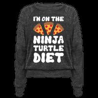 I'm On The Ninja Turtle Diet