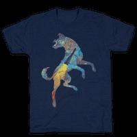Astronaut Dog Laika