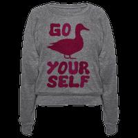 Go Duck Yourself