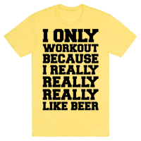 Beer Workout