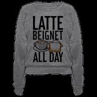 Latte Beignet All Day