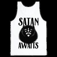 Satan Awaits Pomeranian