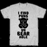 I Find Puns Un-Bear-Able