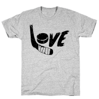Love Hockey (Distressed)