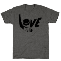 Love Hockey (Distressed)