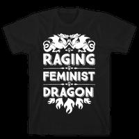 Raging Feminist Dragon