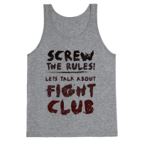 Let's Talk About Fight Club