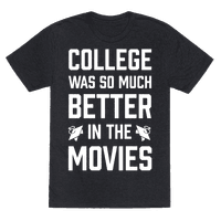 College Was So Much Better In The Movies
