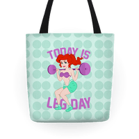 Today Is Leg Day