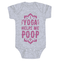 Yoga Helps Me Poop