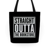 Straight Outta the Bookstore