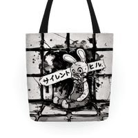 Silent Hill Robbie The Rabbit Tote