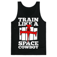 Train Like a Space Cowboy