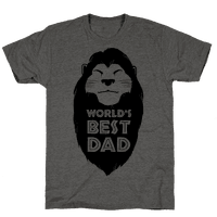 World's Best Dad (Mufasa)