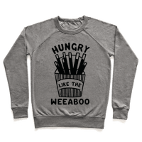 Hungry Like The Weaboo