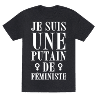 Je Suis Une Putain De Feministe