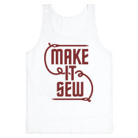 Make It Sew Tank