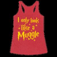 I Only Look Like A Muggle