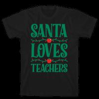 Santa Loves Teachers