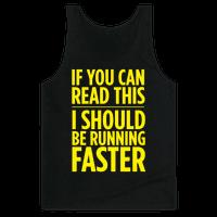 I Should Be Running
