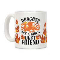 Dragons Are A Girl's Best Friend