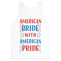 American Bride with American Pride