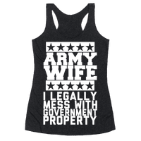 Army Wife: I Legally Mess With Government Equipment