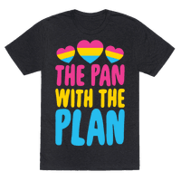 The Pan With The Plan Tee