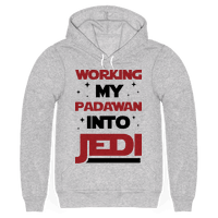 Working My Padawan Into Jedi