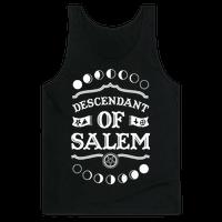 Descendant of Salem