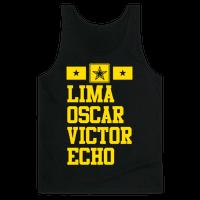 Lima Oscar Victor Echo (Army)