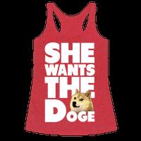 She Wants the Doge