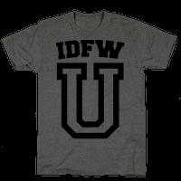 IDFW U Tee