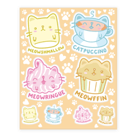Cute Cat Snacks