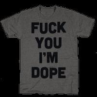 I'm Dope