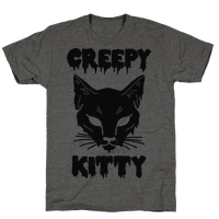 Creepy Kitty Tee